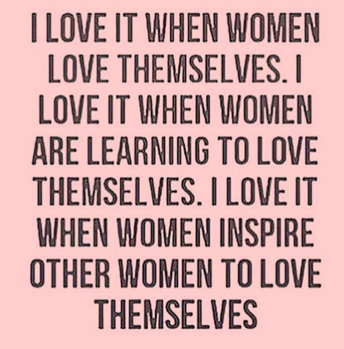 Happy Friday! #loveyourself #women #inspireeachother | Self love  affirmations, Love affirmations, Positivity