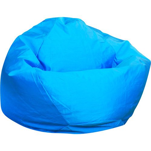 Bright Blue Bean Bag Chair 678 Project Pinterest