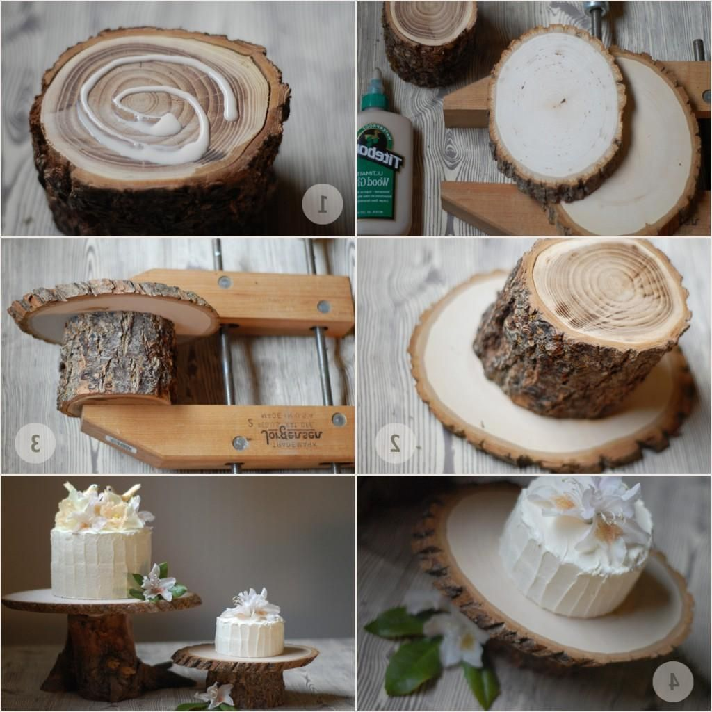 diy rustic wedding cakes best 25 wooden cupcake stands ideas on wood 13617