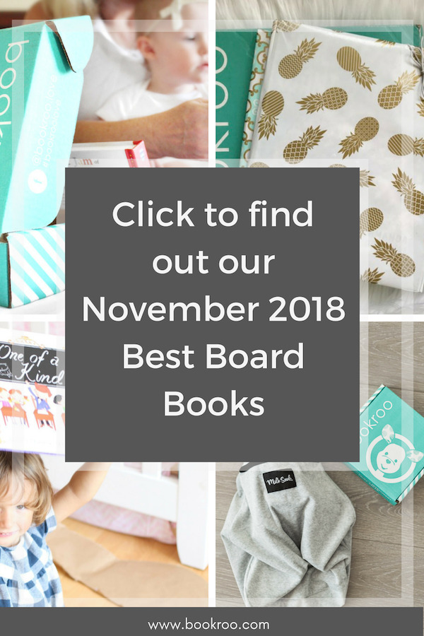 November 2018 Best Board Books Baby Board Books Top Board Books