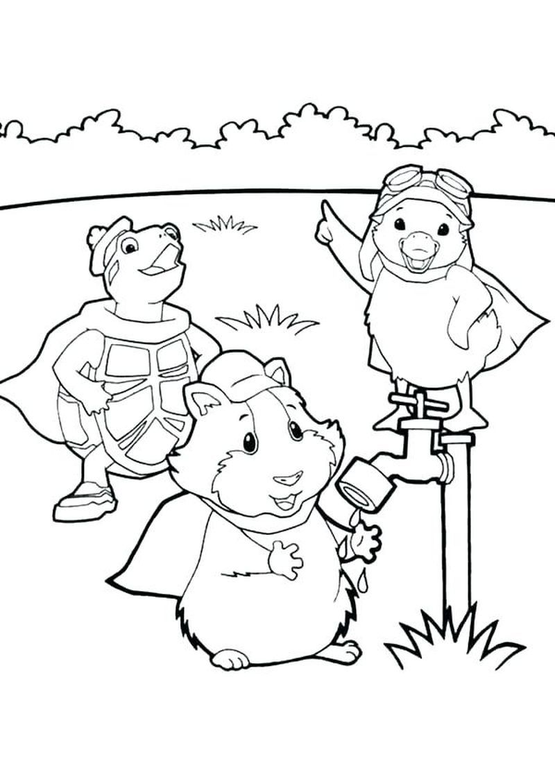 Wonder Pets Color Pages Wonder Pets Is A Series Aimed At Children Made By Josh Selig First Aired On M In 2020 Puppy Coloring Pages Wonder Pets Cartoon Coloring Pages