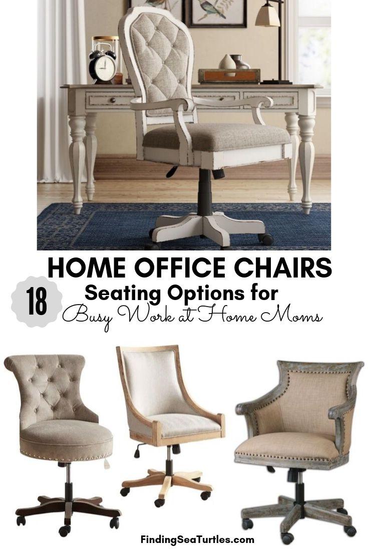 Modern Farmhouse Office Chair : modern, farmhouse, office, chair, Modern, Farmhouse, Office, Chairs, Workspace, Finding, Turtles, Chairs,, Design,, Chair