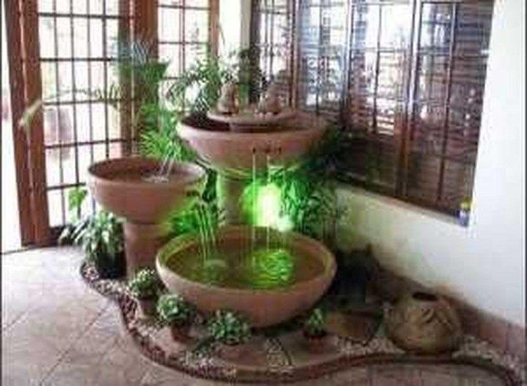 Stunning Outdoor Water Fountains Ideas Best For Garden Landscaping