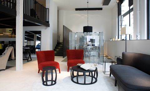Showroom Maxalto Paris 75007 Meuble Design Mobilier De Salon Design