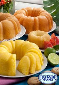 Dockside Market--Sweeten Special Occasions with Tropical Desserts Hurry!!!