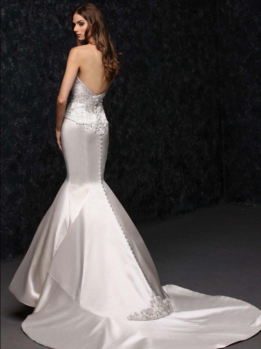 Lightweight wedding dresses  Victor Harper Couture  Wedding Dresses  F  Gowns  Pinterest