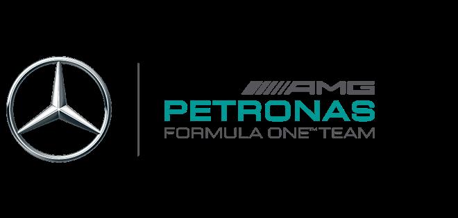 mercedes benz amg petronas formula one team branding