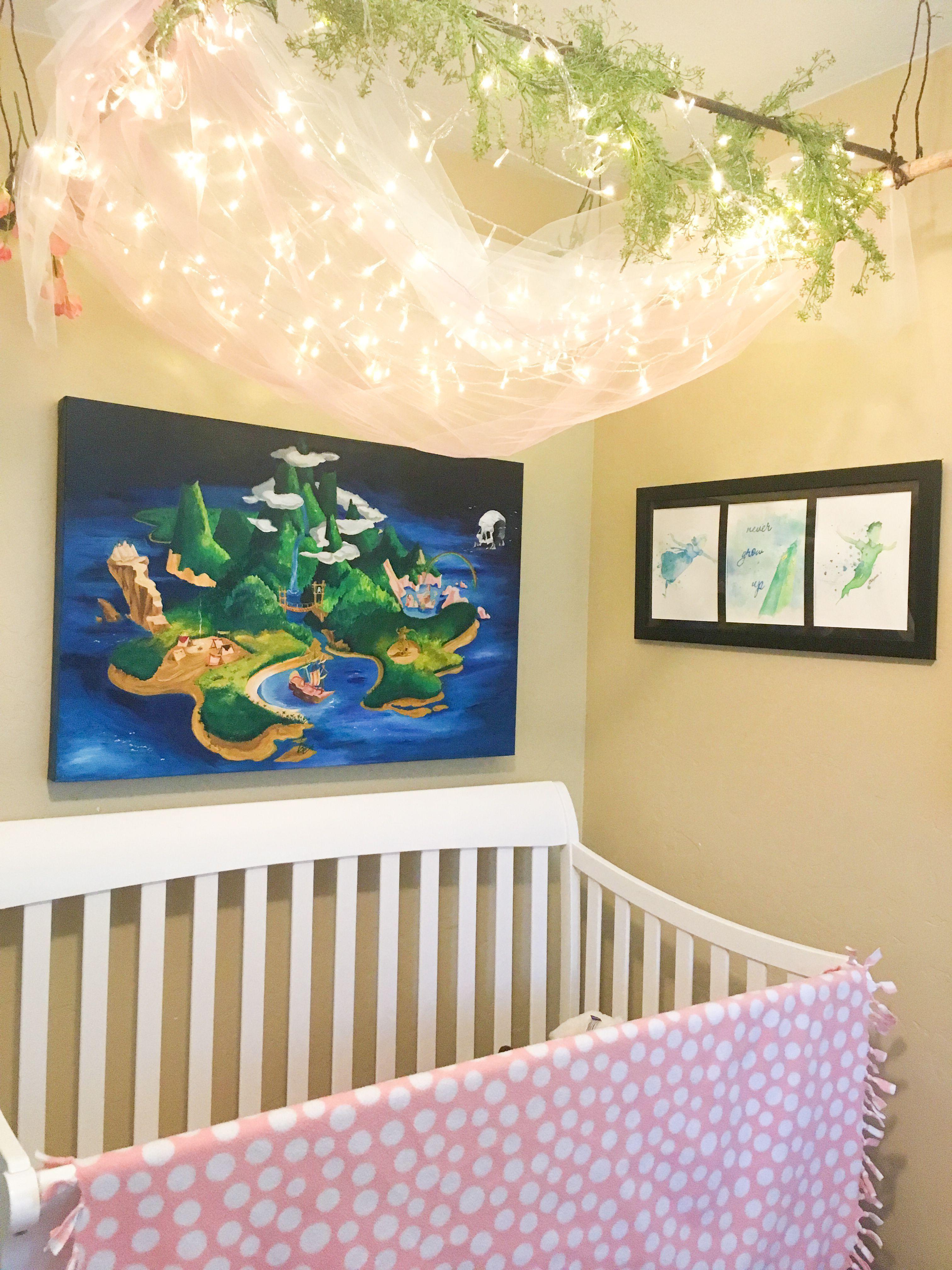 Peter Pan Nursery Nailed It