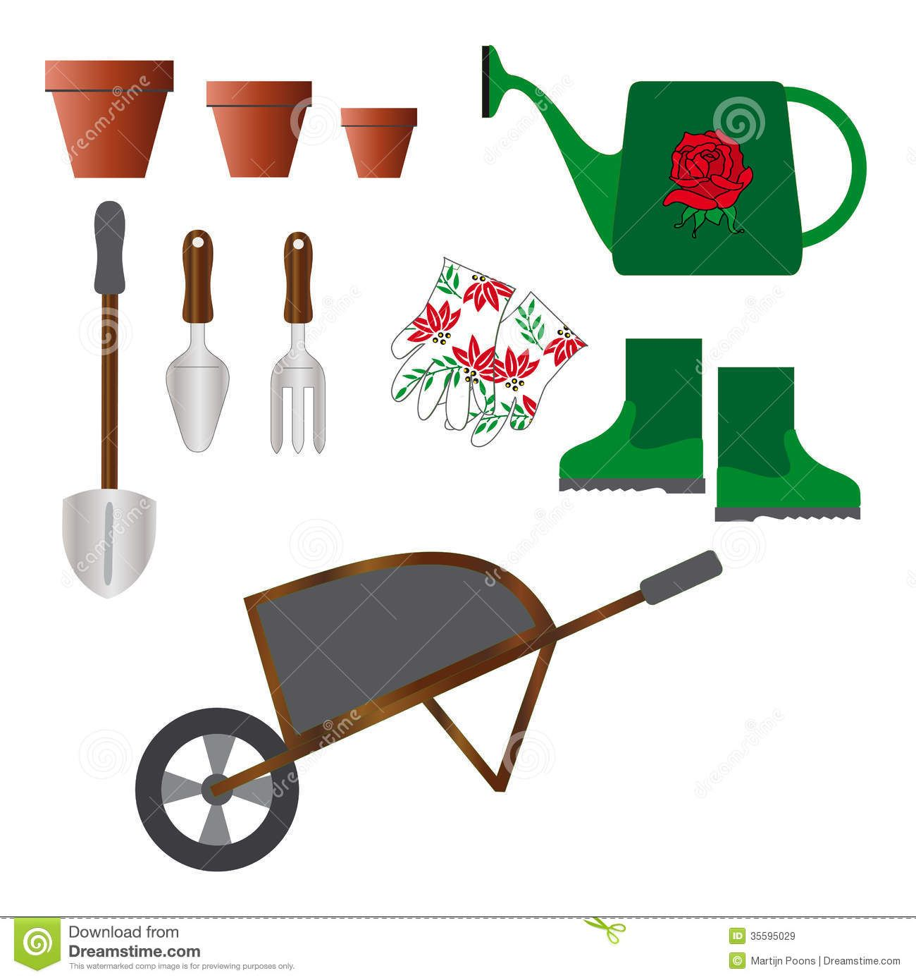 Garden Tools with Names *** Find out more at the image link