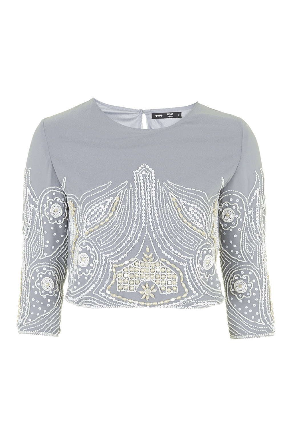 **Bea Embellished Top by TFNC