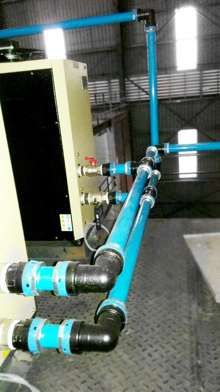 Pin on Aluminium Piping for compressed air