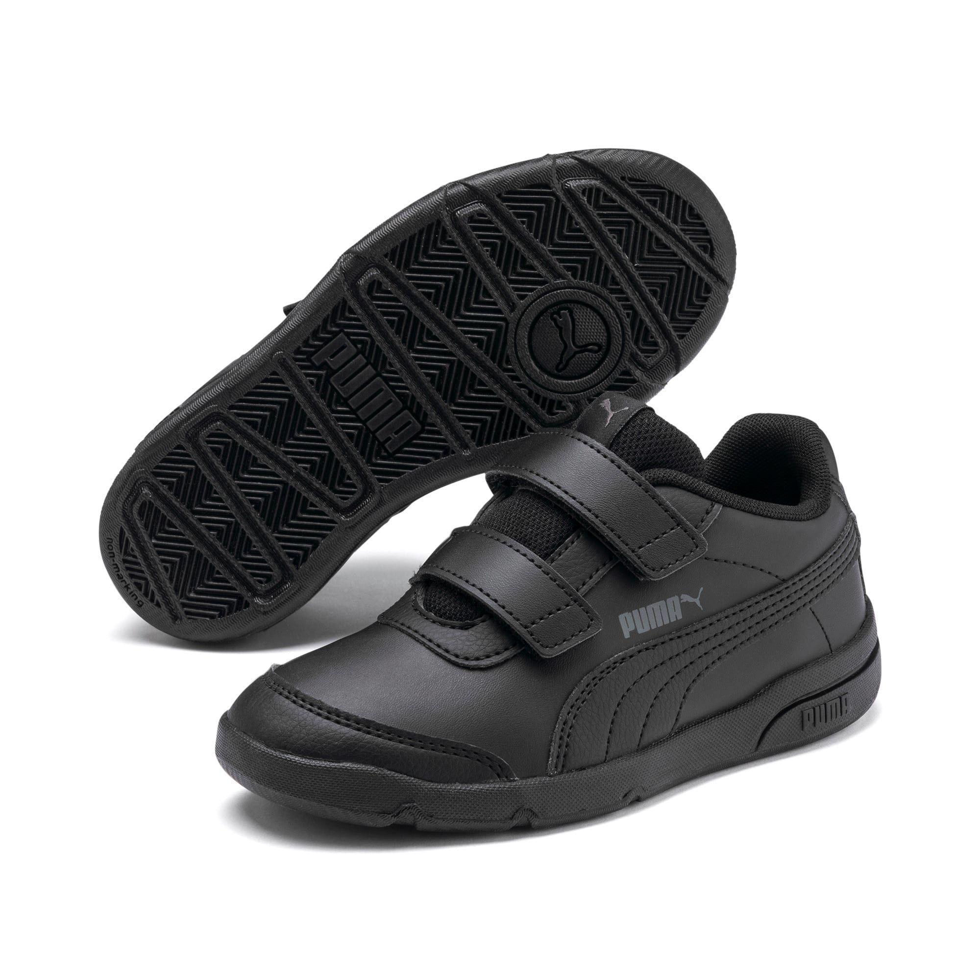 kids black puma trainers, OFF 72%,Best