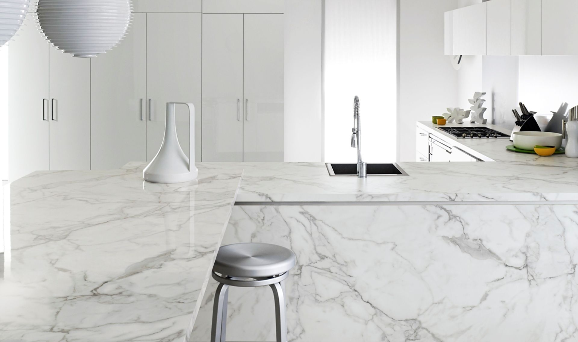 Calcutta Marble Laminate Countertop Formica 180fx 3460 90 Calacatta Marble Now Offered In