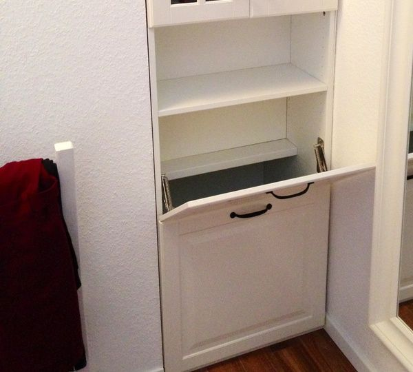Laundry chute cabinet google search laundry for Laundry chute design