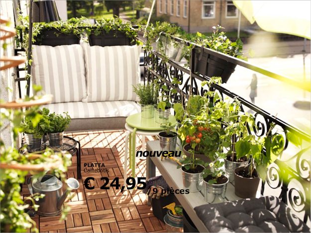 balcony inspiration from ikea magazine balcony ideaspatio ideasgarden