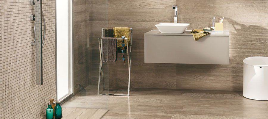Effetto legno in bagno se gres porcellanato ancora meglio mirage progetti da provare - Gres porcellanato effetto legno per bagno ...