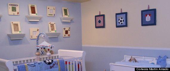 Decorar cuarto de babys mi casa esplendida home for Como decorar el cuarto de mi bebe