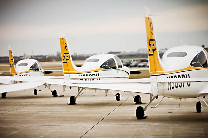 Purdue News Did You Know The Purdue Airport Purdue Purdue University First University