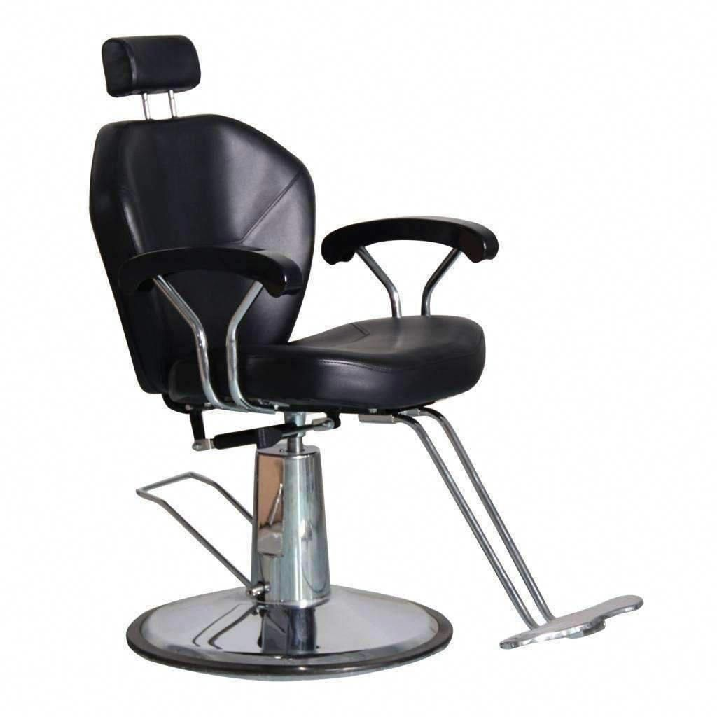 Model Barber Chair Color Black Red Weight 68 5lbs Premium