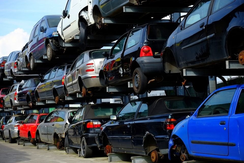 Scrape Car Removal Toronto Certification Scrap To Give You