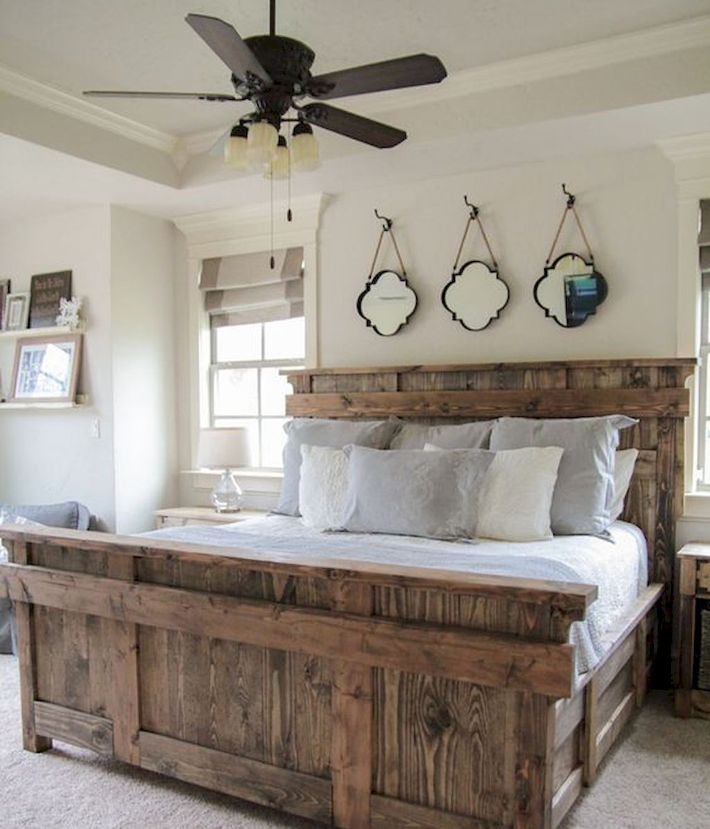 60 cozy farmhouse bedroom design decor ideas farmhouse