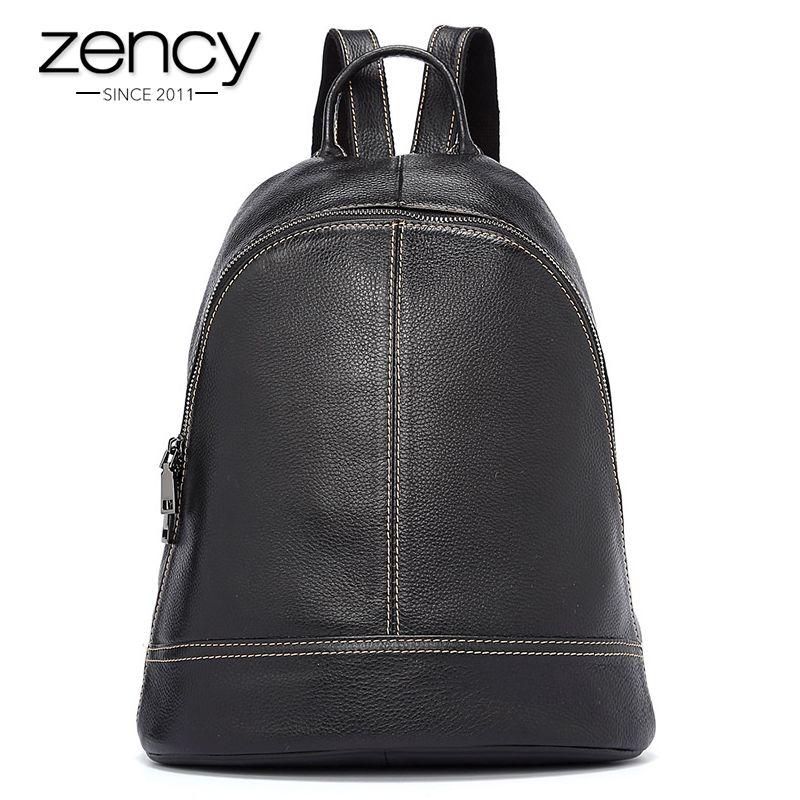 2b99786da3b0 5 Colors Zency Brand Top Selling Women Backpack Preppy Style Travel School  Bag For Teenager Girls