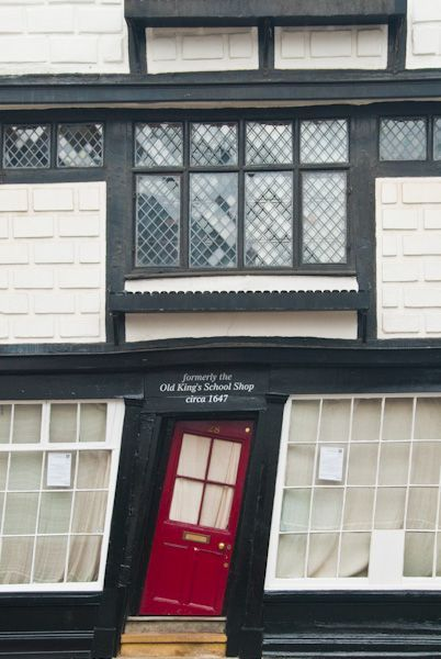 Explore Old King Crooked House and more! Front door & Front door | Crooked building | Pinterest
