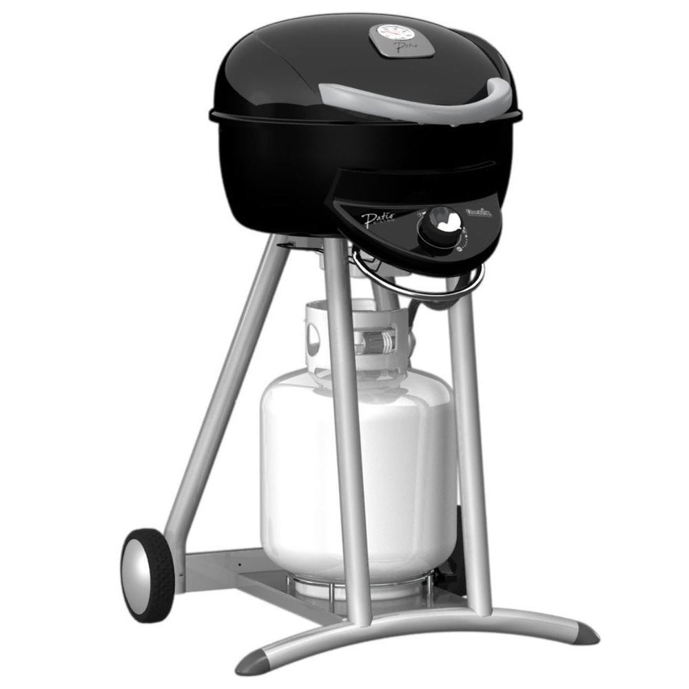 Char-Broil Patio Bistro TRU-Infrared Propane Gas Grill In
