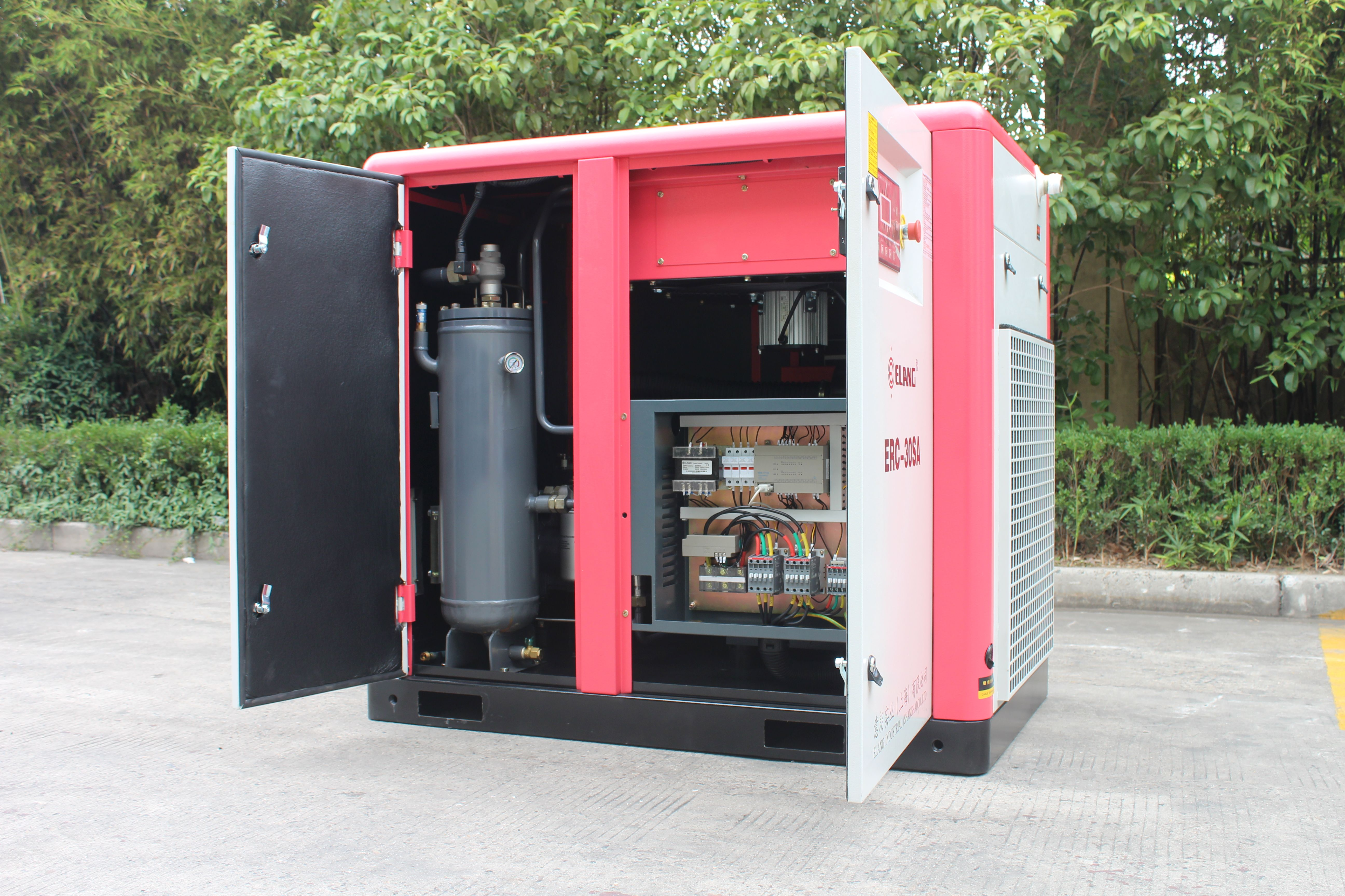 Pin by ELANG COMPRESSOR on Oil Injected Compressor (With