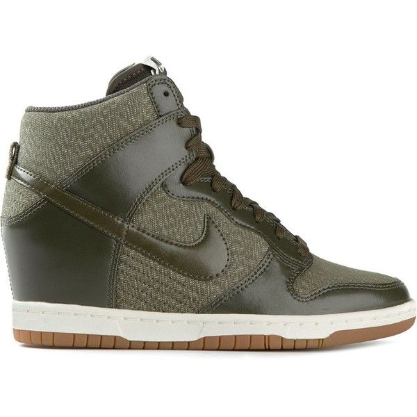 Designer Clothes, Shoes & Bags for Women | SSENSE. Sneakers NikeHigh ...