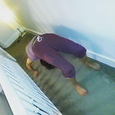 "sarah malik on instagram ""move smart yoga pose of the"