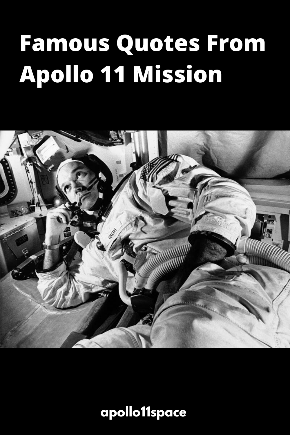Famous Quotes From Apollo 11 Astronauts (With images