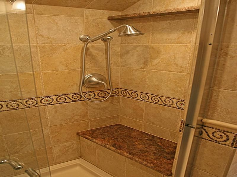 tile ideas for showers and bathrooms   Tiled Showers ...