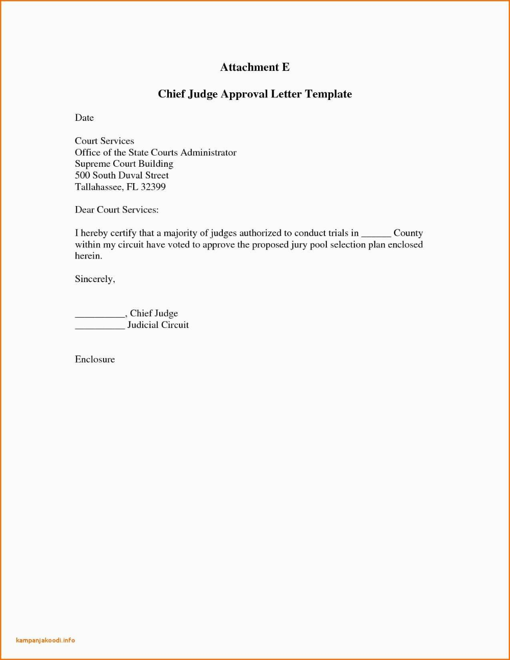 Formal Letter Format To Judge Addressing A In Cover Professional