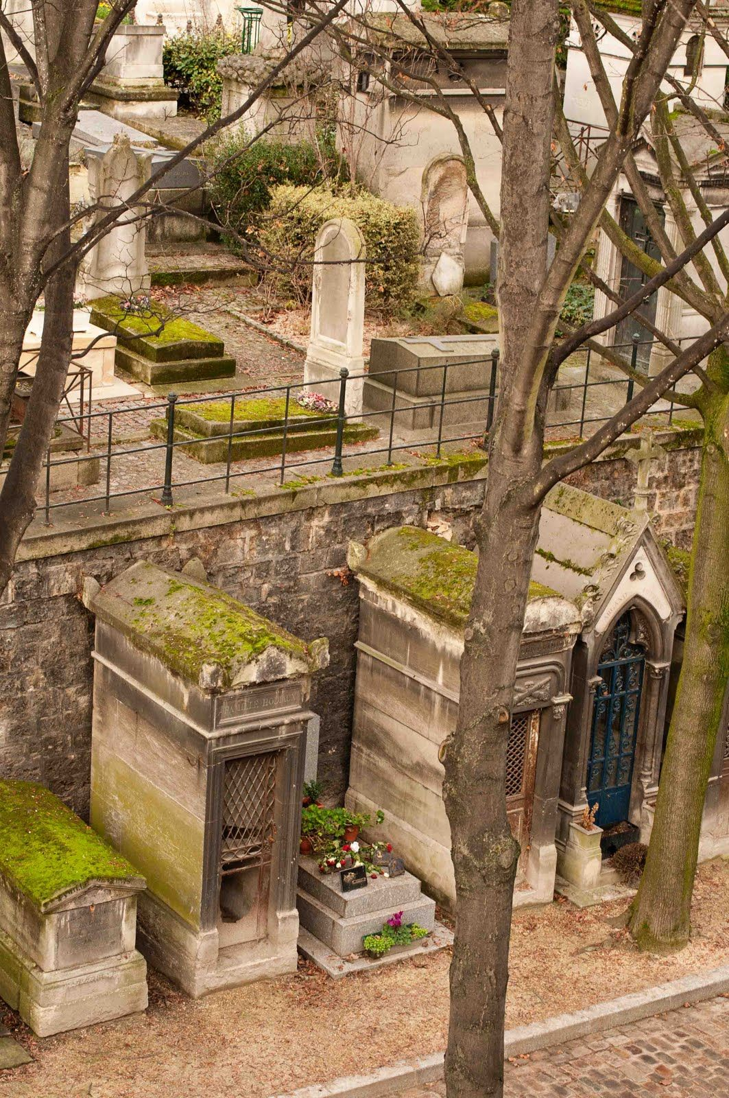 Cemetery - Paris, France.