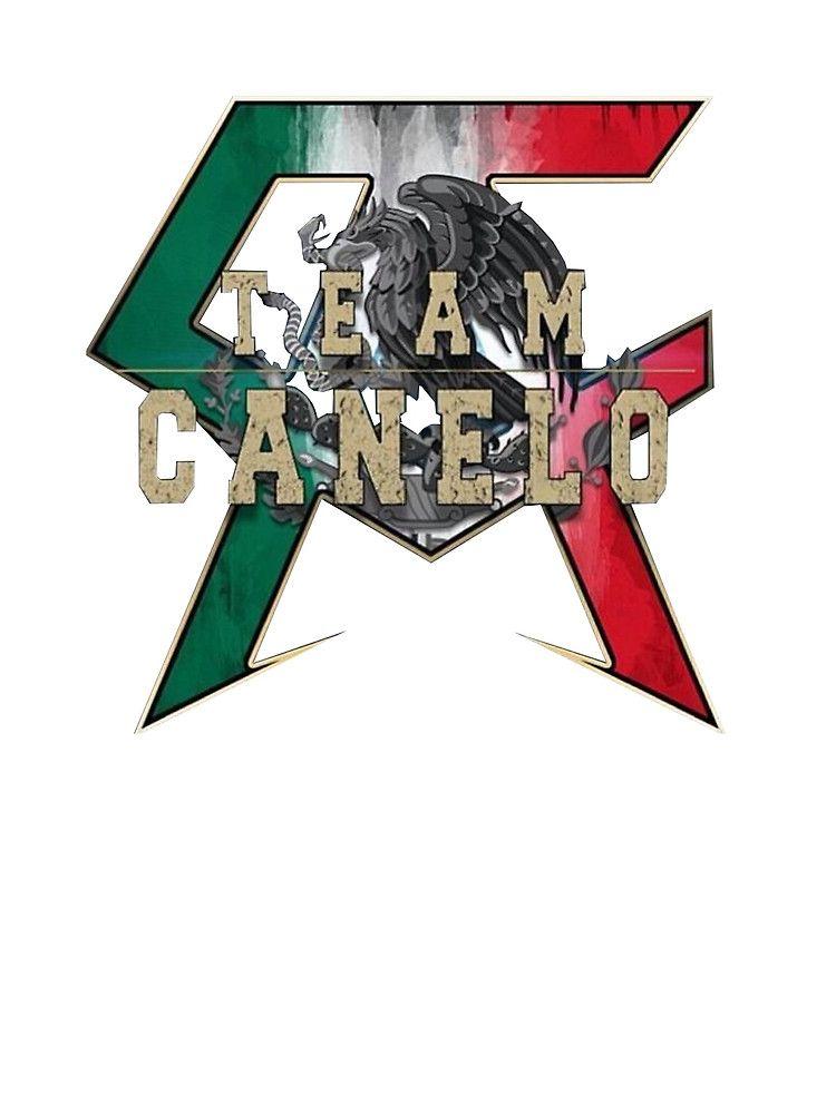 Canelo Saul Alvarez Boxer Logo T Shirt Phone Case More By