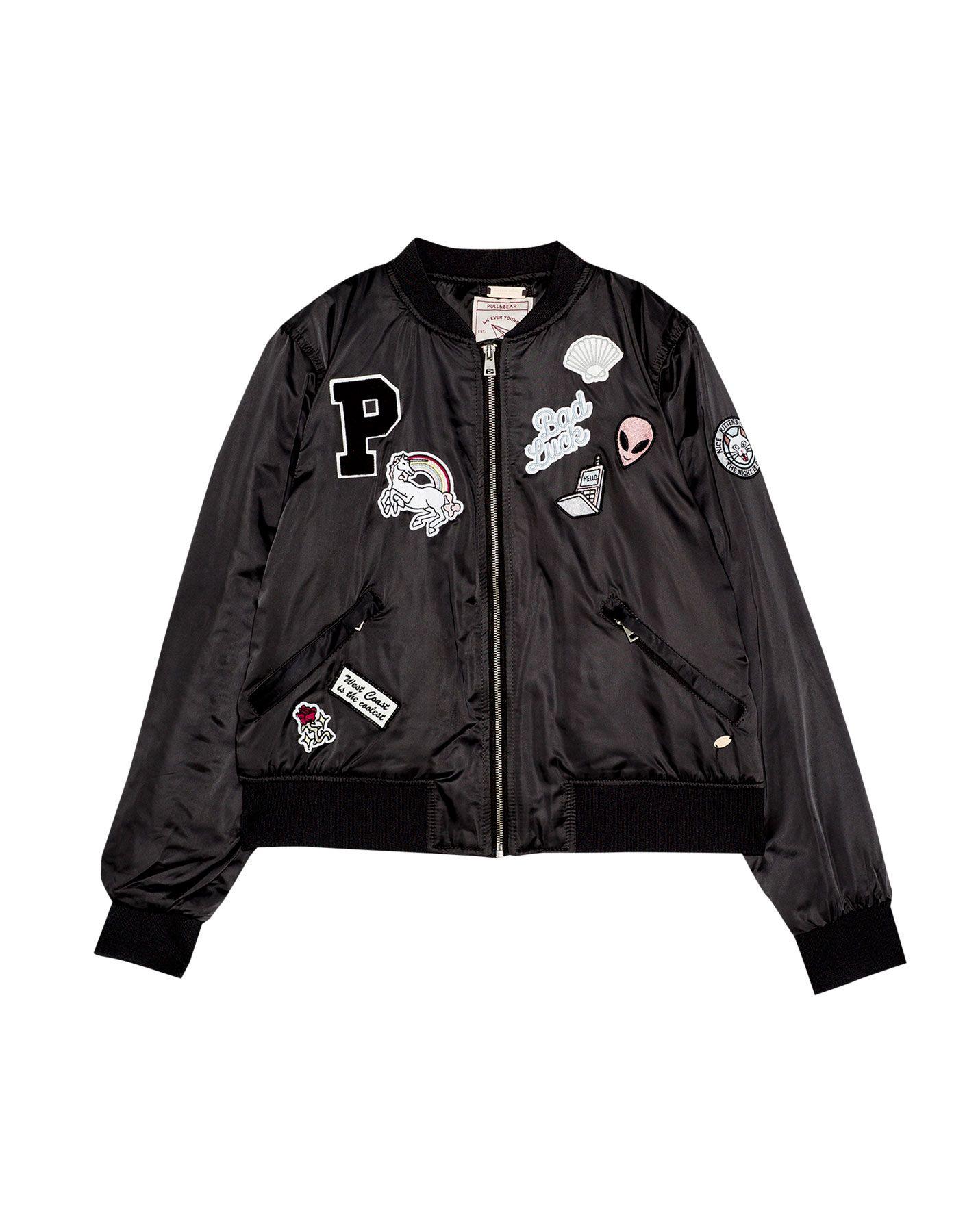 Comprar chaqueta bomber