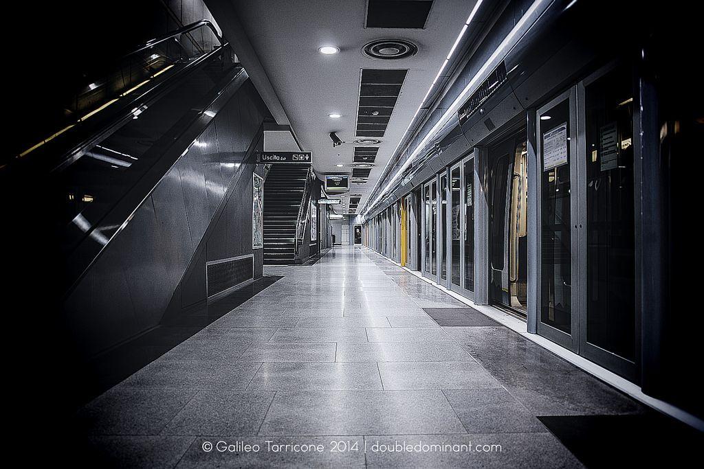 Metro (Underground) - Torino