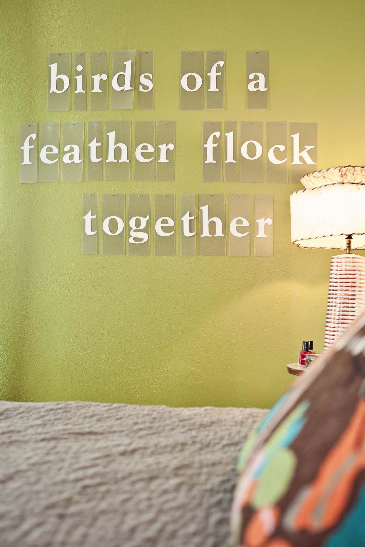 DIY wall decor by abeautifulmess.typepad.com   DIY Craft Ideas/ For ...