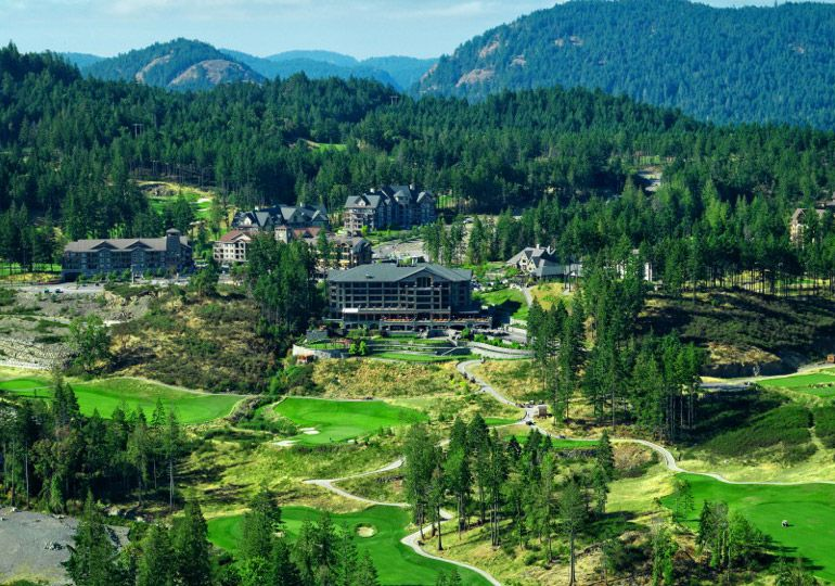 The Westin Bear Mountain Vancouver Island Luxury Resort A Great Base For Exploring