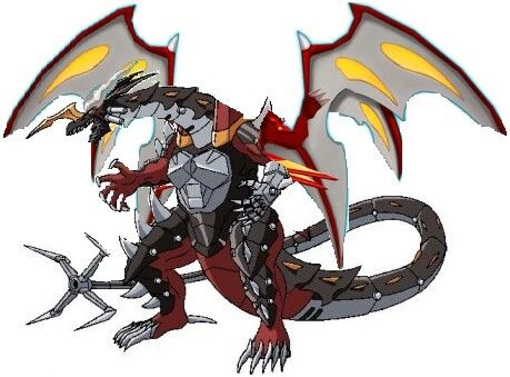 Pyrus Mega Helios Fantasy Beasts Roleplay Characters