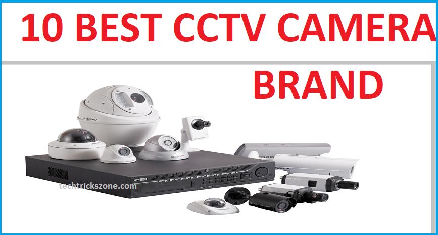 Top 10 Best Cctv Camera Brands For Home And Office Cctv Camera Camera Surveillance System Dome Camera