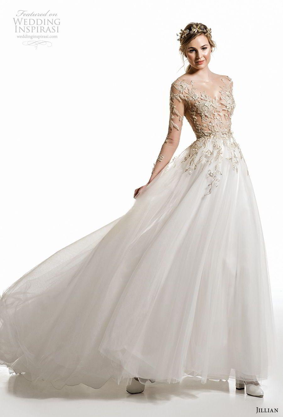 Jillian wedding dresses fantazia couture pinterest
