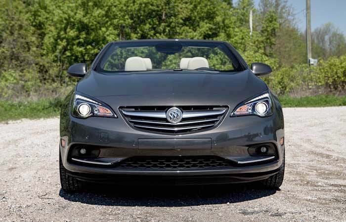 2018 Buick Cascada Hot Car Concept Rumors