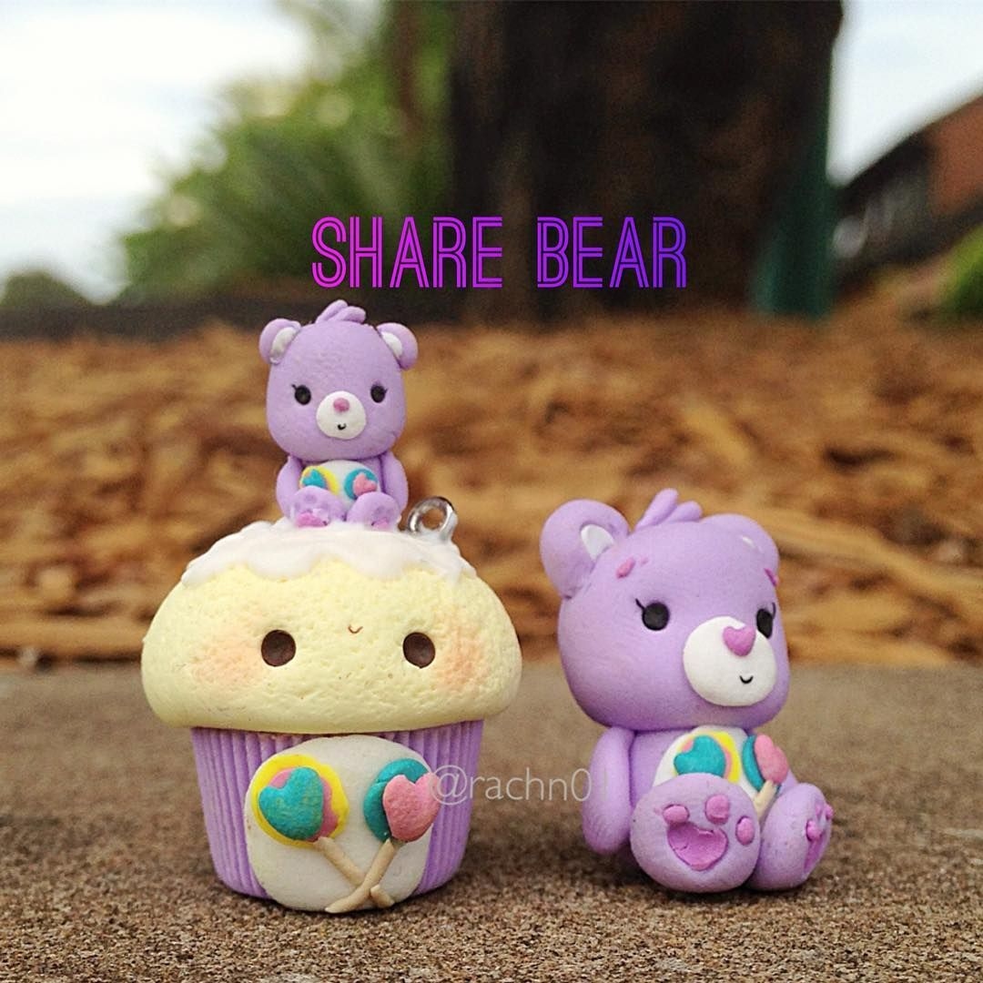 e4b0157c9385 Heyy Everyone! Today I have a close up of My Share Bear Cupcake! You ...