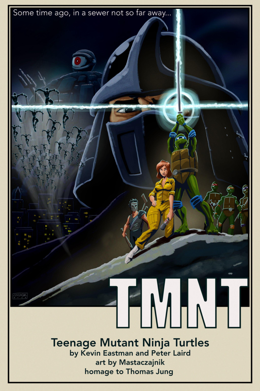 Tmnt Movie Poster By Mastaczajnik On Deviantart Teenage Mutant Ninja Turtles Art Teenage Mutant Ninja Turtles Artwork Ninja Turtles Artwork
