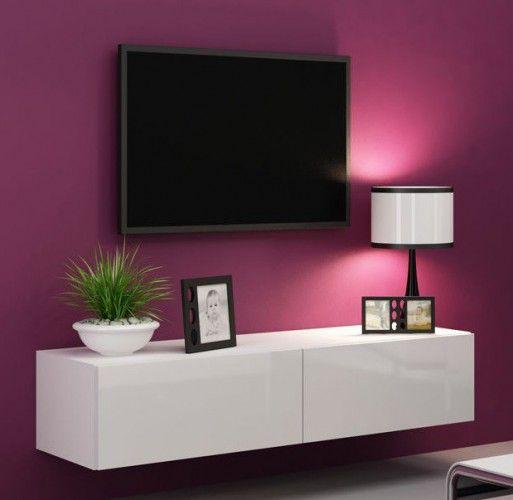 Vigo Tv Komoda Meuble Tv Design Petit Meuble Tv Mobilier De Salon