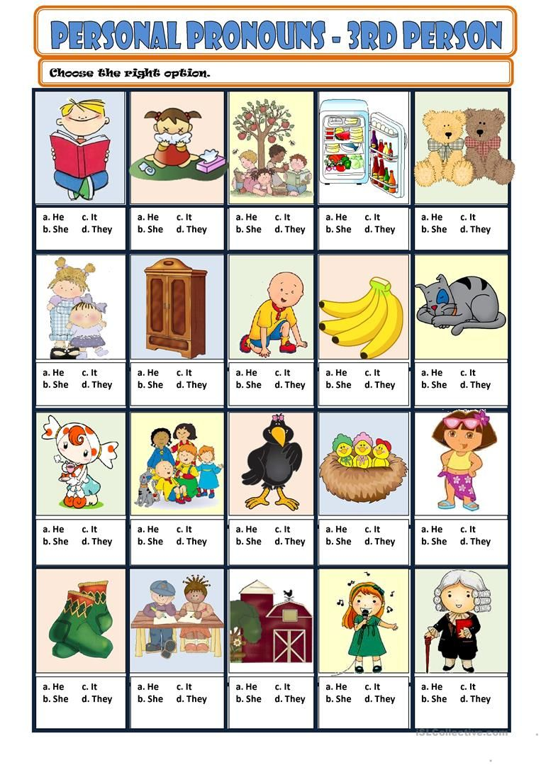 Personal Pronouns 3rd Person Worksheet Free Esl Printable Worksheets Made By Teachers Personal Pronouns Personal Pronouns Worksheets Pronoun Worksheets [ 1079 x 763 Pixel ]
