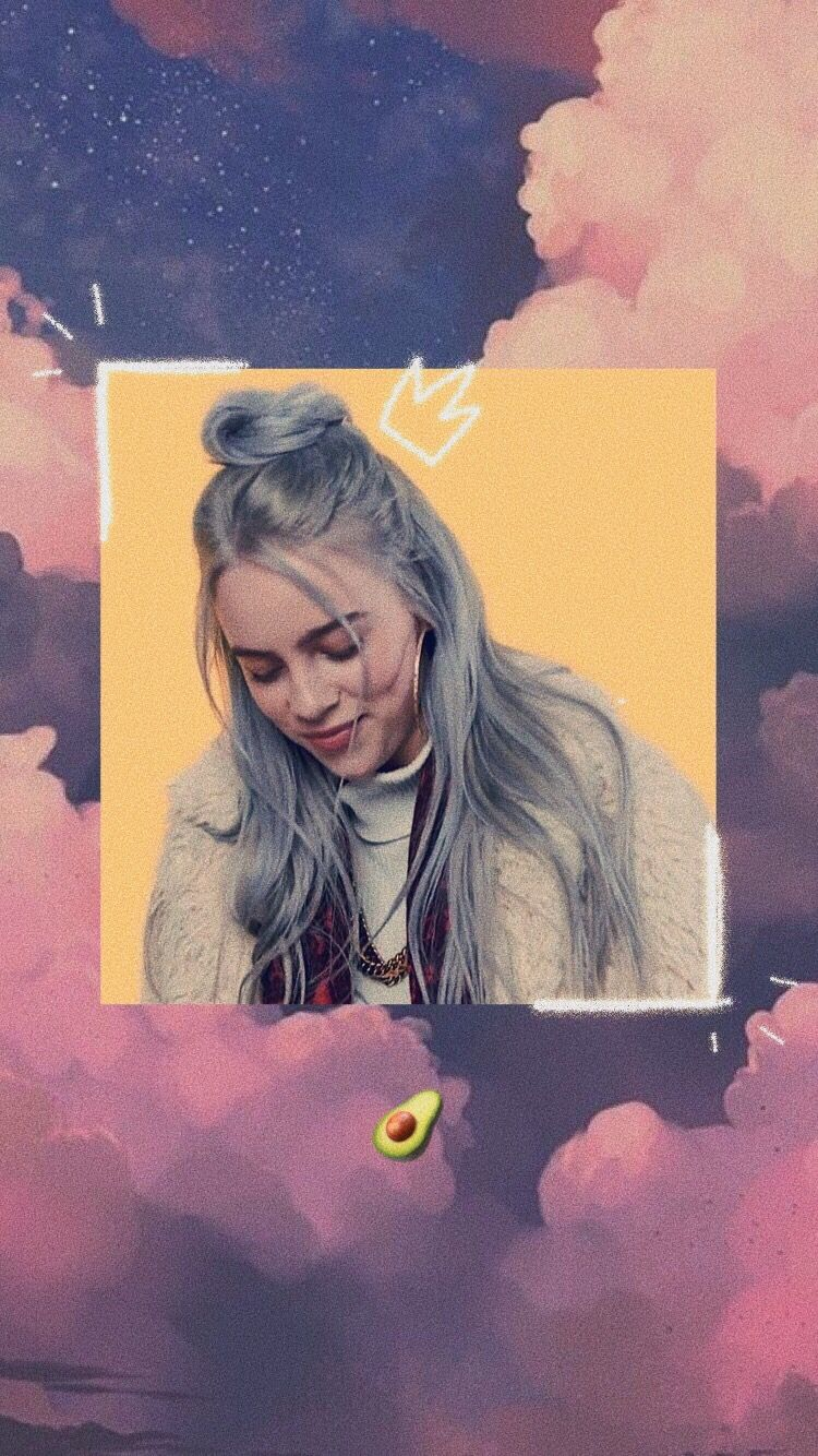 You Should See Her In A Crown Billie Billie Eilish Cute Wallpapers