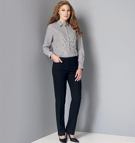 Photo of Vogue Patterns 9155 – Bukse – Dame